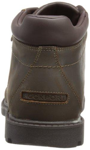 Rockport RGD BUC WP BOOT - Botas de cuero hombre Marrón