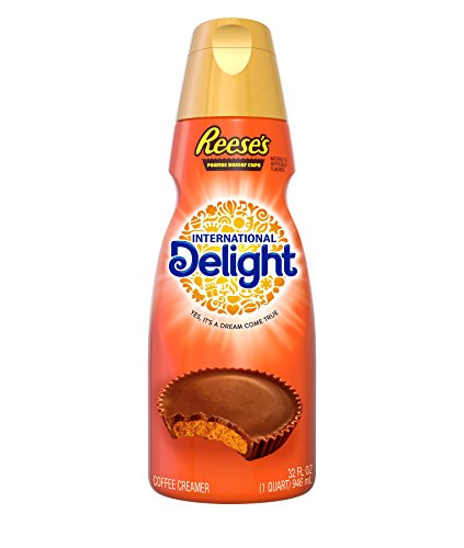 International Delight Reese's Peanut Buttercup Flavored Coffee Creamer - 32 fl oz