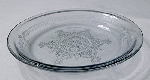 Vintage Fire King Depression Glass Pie Plate ()