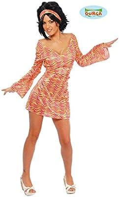 Disfraz de chica disco - Estándar: Amazon.es: Juguetes y juegos