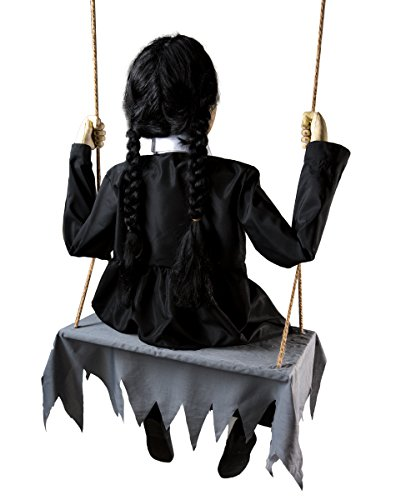 spirit halloween 35 ft swinging menacing molly animatronics - Spirit Halloween Animatronics
