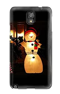 New Premium Annie T Crawford Holiday Christmas Skin Case Cover Excellent Fitted For Galaxy Note 3 by lolosakes