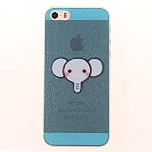 Cute Little Graphics PC Hard Case for iPhone 5/5S