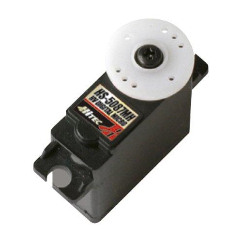 Hitech RCD 35087S HS-5087MH High Voltage Premium Digital Metal Gear Micro Servo.13Sec/60oz @ 7.4V ()