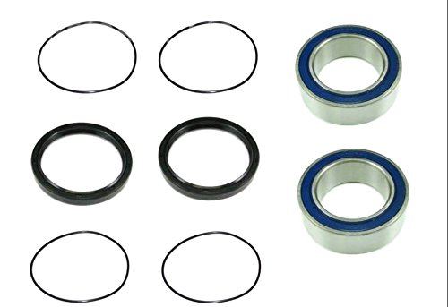 Rear Wheel Axle Carrier Bearing Kit for Stock Honda 93-08 TRX300EX Sportrax 300 Honda Trx300ex Stock