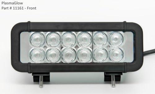 Plasmaglow 11161 8 Off-Road Apache LED Spotlight Bar