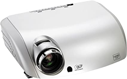 Optoma HD800X Video - Proyector (1200 lúmenes ANSI, DLP, 5000:1 ...
