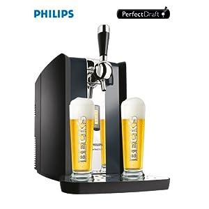 Amazon Blitzangebot – Philips HD3620/25 Perfect Draft Bierzapfanlage für nur 139€ inkl. Versand