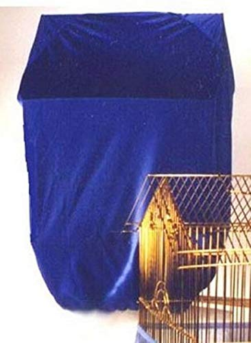 Sheer Guard Bird Cage Covers - Medium Size (Royal)