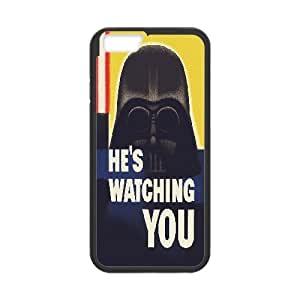Case Cover For LG G2 Darth Vader ,Star Wars Cute Cheap Case Cover For LG G2 {Black}