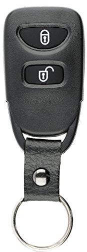 KeylessOption Keyless Entry Remote Control Car Key Fob Clicker Alarm for Hyundai Accent (FCC ID: TQ8-RKE-4F14)