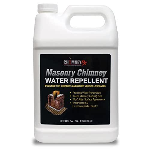 ChimneyRx Masonry Fireplace Chimney Water Repellent - 1 Gallon