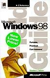 Microsoft Windows 98 Field Guide, Stephen L. Nelson, 0735610649