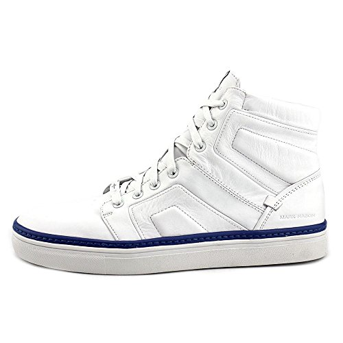 Mark Nason Los Angeles Männer Signal Fashion Sneaker Weiß Blau