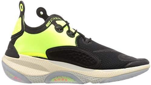 Nike Joyride CC3 Setter Sneakers Nero Giallo Fluo AT6395-002 (42.5 - Nero)