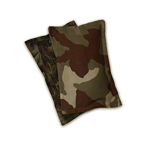 Men's Drawer Sachet Balsam Fir Double Set Woodsy and Desert Camouflage Cotton ()