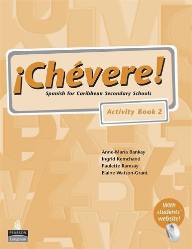 Chevere!: Activity Book Bk. 2 pdf epub