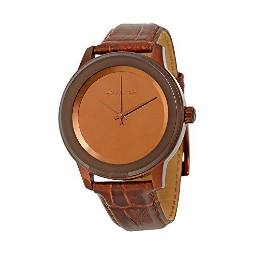 Michael Kors Kinley Copper Dial Ladies Dress Watch MK2457