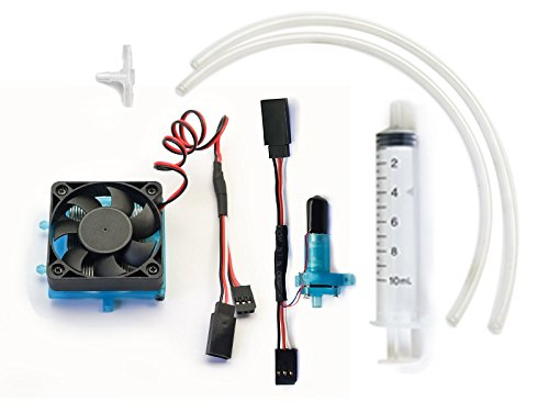 Price comparison product image Malfunctional Water-cooling Radiator System for RC Car or Helicopter or Fixed-wing Airplane Models--Mini Combo