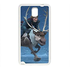 Frozen Kristoff And Sven Design Best Seller High Quality Phone Case For Samsung Galacxy Note 3