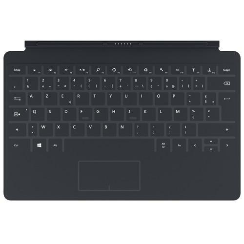 1 opinioni per Microsoft Surface Touch cover 2, tastiera AZERTY lingue: francese/belga, nero