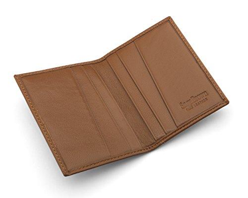 Credit Case Credit Slim Card Soft SAGEBROWN Case Slim Soft SAGEBROWN Card Tan qvgcTI