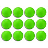 12 Pack Lacrosse Massage Balls - Multiple Colors Available (Green)