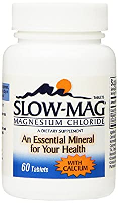Slow-Mag Magnesium Chloride with Calcium, Tablets