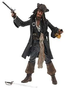 Amazon Com Pirates Of The Caribbean Series 1 Captain Jack