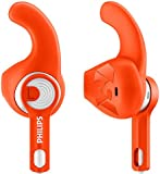 Philips SHQ1300OR/27 ActionFit Sports Headphones, Orange