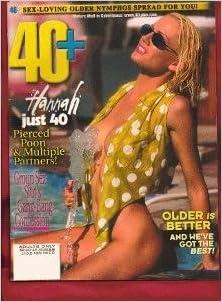 Amazon.com: 40+ Adult Mens Magazine Sexy Amature Seniors August ...