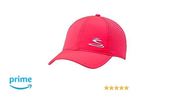 1e8754f4a05 Amazon.com   Cobra Golf 2018 Women s Hat (Bright Plasma