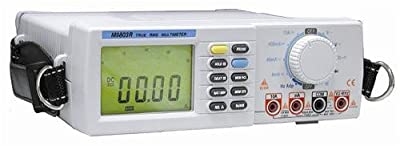 Bench Digital Multimeter True-RMS with RS232 Interface by Electronix Express