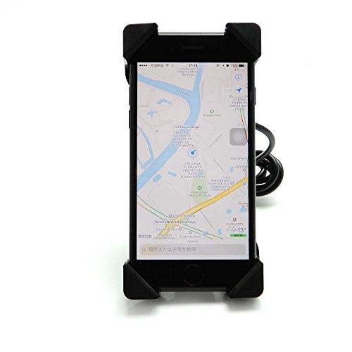 Universal Motocycle Holder Charging Smartphones product image