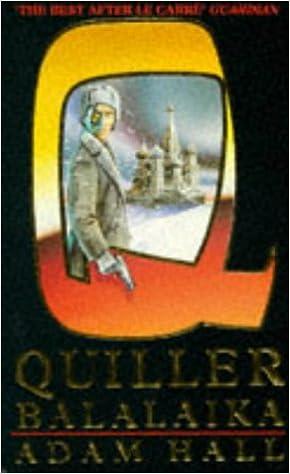 Book Quiller Balalaika