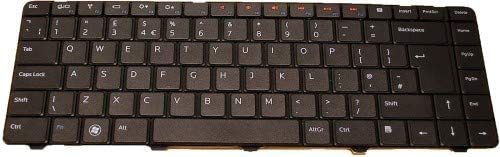 Dell Keyboard JRH7K ENGLISH