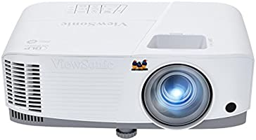 "Viewsonic PA503S - Proyector (3600 lúmenes ANSI, DLP, SVGA (800x600), 4:3, 762 - 7620 mm (30 - 300""), 1,1 - 13 m)"