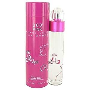 Perry Ellis 360 Pink Eau De Parfum Spray - 100ml/3.4oz