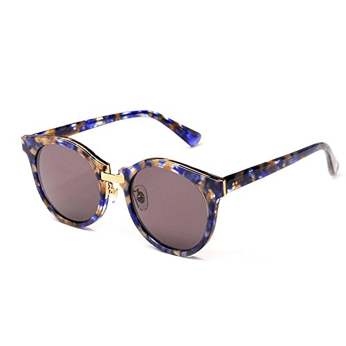 marco polarizadas sol de sol completo de mujer Gafas de Tres sol sol Gafas gafas Shop para 6 circular de de personalizadas polarizadas gafas YqPwFFUS