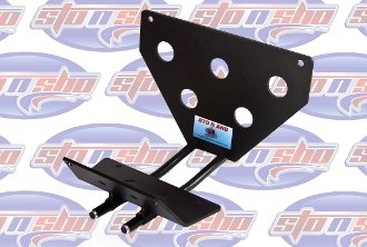 (Sto-n-Sho Removable front Bracket Ford Mustang 2005-2009 Saleen)