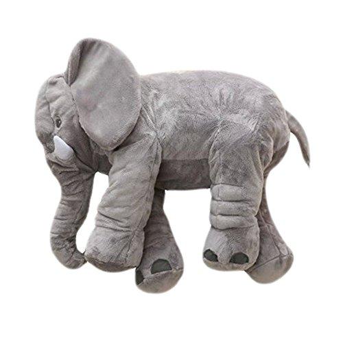 Grifil-Zero-Elephant-Plush-Toy-Extra-Large-Size-Animal-Plush-Doll-Toy-Grey-24-inch
