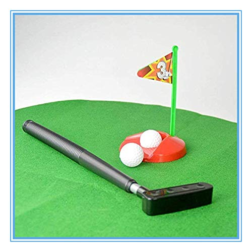 GC-US Toilet Golf Leisure Toys,Mini Golf Training for Men Toy Funny Time from Perfect Life Ideas - 1 Set by GC-US