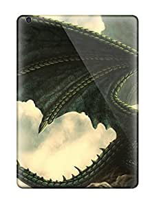 CharlesRaymondBaylor Case Cover For Ipad Air - Retailer Packaging The Boy And The Dragon Protective Case