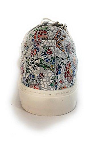 Dorking Oui 7043 Amovible Baskets lupr Gris Femme Mode Semelle parpBq