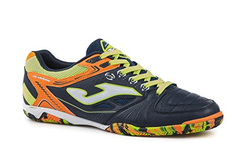 JOMA CALCETTO DRIBLING 616 NAVY-FLUOR-ORANGE FLUOR INDOOR 43.5