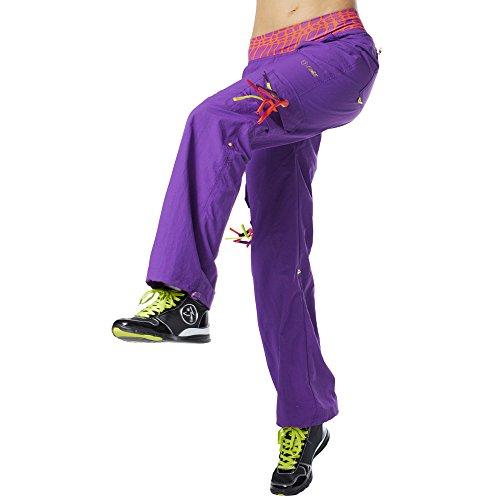 Zumba Fitness Women's Cut Me Loose Cargo Pant, Cut N Past...