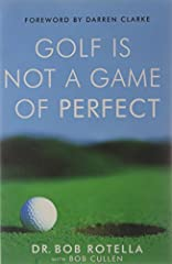 The bestselling book from Dr Bob Rotella, one of the world's leading golf performance consultants, for the first time in paperback.
