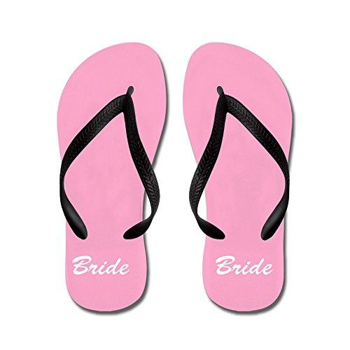 Infradito Da Sposa E Da Sposo Infradito - Per Lei - Infradito, Sandali Infradito Divertenti, Sandali Da Spiaggia Neri