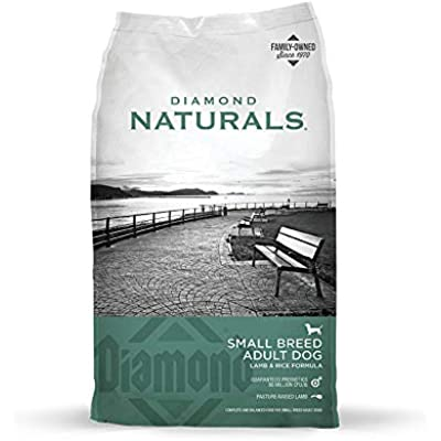 Diamond Naturals Small Breed Dog Real Lamb Recipe Premium Dry Dog Food