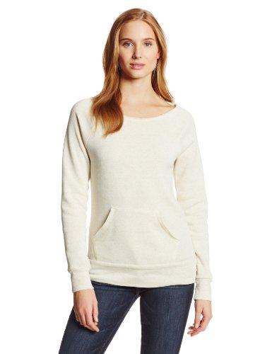 Alternative Ladies 6.4 oz. Maniac Sweatshirt - ECO GREY - L